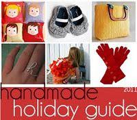 Grosgrain Fabulous / handmade holiday guide