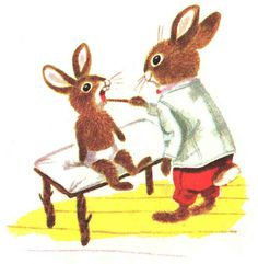 Tommy Visits the Doctor     By Jean H. Seligmann, Milton I Levine, M.D. and Richard Scarry     Golden Press, 1962