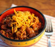 President Obama's chili recipe, with some (not political) advice {The Perfect Pantry}