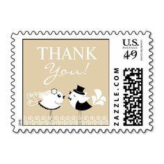 Golden Wedding Rings Postage Stamp Postage stamps Wedding ring