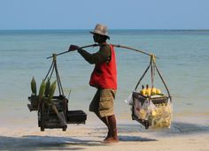 Thailand ; koh samui ; chaweng beach. Best corn ever, fresh pineapple ever! Cooked on the beach.