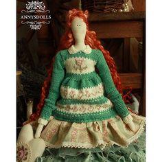 Беренис #forsale #handmade #doll #tilda #рукоделие #вязание #вышивка #knitting #crossstitch  via ✨ @padgram ✨(http://dl.padgram.com)