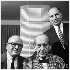 1959 - Gropius mit anderen Bauherren