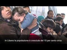 Dopo due anni dall'inizio del conflitto in Siria il numero dei rifugiati siriani ha superato il milione. ''Tale esodo è la prova del livello di distruzione e sofferenza che affligge la Siria.'' António Guterres Alto Commissario ONU per i Rifugiati