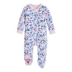 Baby Girl Pajamas, Baby Girl Newborn, Baby Girls, Baby Baby, Kids Outfits Girls, Girl Outfits, Organic Baby, Organic Cotton, Girls Sleepwear