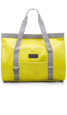 Shop for adidas by Stella McCartney Swim Tote in Yellow Zest   Pearl at  REVOLVE. f745af082e