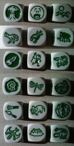 Story Cubes, Education And Literacy, Therapy Games, Stamp Carving, Story Stones, Elementary Library, Teaching English, Story Time, Handmade Toys