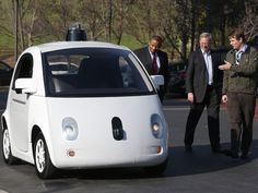 CTO of Google's self-driving-car project is hittin' the road     - CNET  Chris Urmson (right) shows a Google self-driving car to US  Transportation Secretary Anthony Foxx (far left) and Google Chairman Eric  Schmidt at Google headquarters last year. Urmson has announced his departure from the project.                                              Justin Sullivan/Getty Images                                           Googles self-driving car project is losing its CTO and two other key…