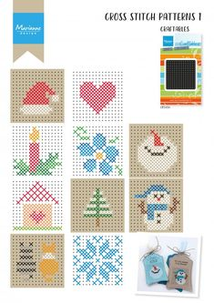 Thrilling Designing Your Own Cross Stitch Embroidery Patterns Ideas. Exhilarating Designing Your Own Cross Stitch Embroidery Patterns Ideas. Cross Stitch Beginner, Tiny Cross Stitch, Cross Stitch Bookmarks, Cross Stitch Cards, Cross Stitch Designs, Cross Stitch Patterns, Cross Stitch Christmas Cards, Christmas Cross, Stitching On Paper