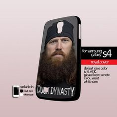 Duck Dynasty Robetson - Print On Hard Case For Samsung Galaxy S4 i9500