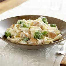 Easy Chicken and Broccoli Alfredo