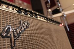 Vintage early 70's Fender silverface twin reverb guitar amp. Just one of the great amps available at A-Tonal Recording Studio. Marshall Speaker, Guitar Amp, Recording Studio, Twin, Classic, Vintage, Derby, Classic Books, Vintage Comics
