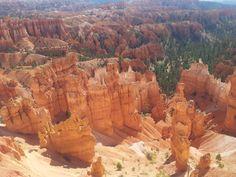 Bryce Canyon : un des plus beaux parcs de l'Ouest Américain ! #BryceCanyon