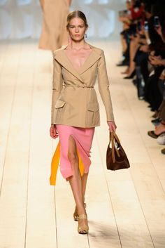 """<p tabindex=""""-1"""" class=""""tmt-composer-block-format-target tmt-composer-current-target"""">Nina Ricci spring 2015 collection. Photo: Imaxtree</p>"""