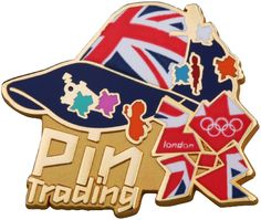 Share your Olympic pin story with insidegamescollecting - insidethegames.biz - Olympic, Paralympic and Commonwealth Games News Usa Olympics, Commonwealth Games, Summer Winter, Union Jack, Olympic Games, Lapel Pins, London, Pin Badges, Collection
