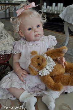Sweet Toddler Reborn Louisa by Jannie de Lange OOAK Baby Girl Doll   eBay Live Baby Dolls, Baby Girl Dolls, Reborn Toddler Dolls, Reborn Dolls, Baby Pop, Amazing Things, Beautiful Dolls, Garden Landscaping, Toddlers