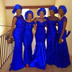royal blue wedding cake with kente print - Google Search