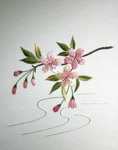 Japanese Embroidery                                                                                                                                                      More