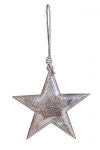 Dekoracyjna gwiazda Angie  Lene Bjerre -22 cm