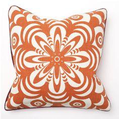 Natural Jute Decorative Pillow from Villa