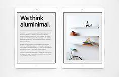 Nonuform Display and Website ○ Studio: BVD ○ Location: Sweden ○ Client: Nonuform ↪