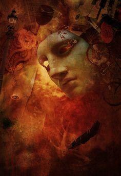 Boy of Bone: twelve stories inspired by the Mütter Museum - Ego - AlterEgo Pop Surrealism, Photo Illustration, Illustrations, Surreal Art, Beautiful Paintings, Dark Art, Art Blog, Character Art, Fantasy Art