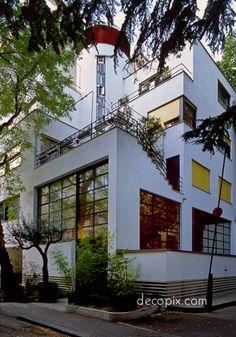 Mallet-Stevens house, Paris