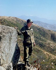 JERRY HARTMAN, 58TH FIELD ARTILLERY BATTALION, 3rd INFANTRY DIVISION, IRON TRIANGLE, KOREAN WAR, MARCH 1953