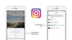 Neue Optionen fürs Instagram Community Management: Kommentare liken & deaktivieren geht jetzt auch ...   http://allfacebook.de/instagram/kommentare-liken-deaktivieren