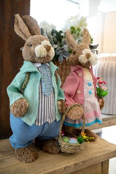 Hoppy Easter everyone! Hoppy Easter everyone! Hoppy Easter, Easter Bunny, Easter Eggs, Rose Dome, Bunny Plush, Basket Decoration, Egg Decorating, Easter Wreaths, Egg Hunt