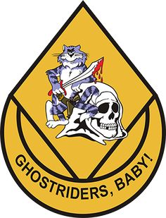 F-14 Tomcat VF-142 Ghostriders; Ghostriders, Baby!