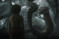 We finally get a first glimpse at Disney's highly-anticipated reboot of the beloved animated movie The Jungle Book, based on Rudyard Kipling's timeless childhood story of the same name. The film's fir...