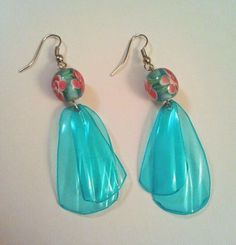 Un blog pieno di...Impronte!: Gioielli in plastica riciclata - Recycled Pet Jewelry- many examples