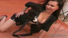 Uncensored : Nataliya Kozhenova Exposes Her Cleavage @ Photoshoot