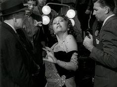 Sunset Boulevard finale, one of my favorite movies, favorite scene