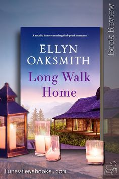A lovely second-chance romance set in a beautiful Californian Vineyard. #LongWalkHome #EllynOaksmith #Bookouture #Netgalley #BookReview #ContemporaryRomance