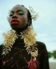 #Jewelry  by #yanamarkova Headdress, Headpiece, Marina Hoermanseder, Moonage Daydream, Markova, Metal Magazine, Paris Texas, Spanish English, Kenzo
