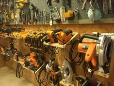 A popular YouTube woodworker takes on the task of shop organization for a rapidly-expanding tool collection