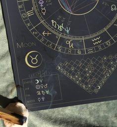 Custom Astrology Birth Chart Black and Gold Simple design - Tara Tonks - Custom Astrology Birth Chart Black and Gold Simple design - What Is Astrology, Astrology Zodiac, Zodiac Signs, Astrology Planets, Numerology Calculation, Numerology Chart, Leadership Personality, Birth Chart, Past Life