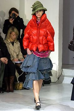 Junya Watanabe Fall 2004 Ready-to-Wear Fashion Show: Complete Collection - Style.com