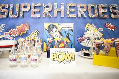 """""""Superheroine"""" or maybe """"Dianamo"""" w/ female comics characters. Ton of work, but so awesome!"""
