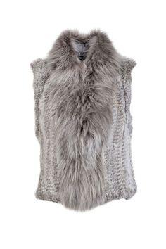 Shop the Trend: Fur Vests