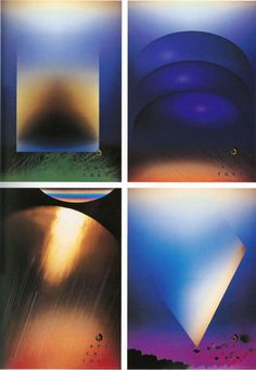 Mitsuo Katsui was born in Tokyo, Japan on September He graduated from Tokyo University in Department of Education in 1955 and then took postgradua. Japan Landscape, Japan Architecture, Japan Painting, Japanese Poster, Japanese Graphic Design, Exhibition Poster, New York Art, Grafik Design, Cool Posters