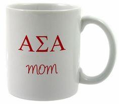 Great favor for an Alpha Sigma Alpha Mom's Day event, GreekForMe.com
