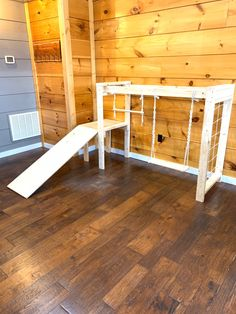 Indoor Play Set, Wood Jungle Gym, Minimalist Playground, Organic Climbing Gym, Toddler Climbing Center by MineAndMommys on Etsy Indoor Jungle Gym, Backyard Jungle Gym, Backyard For Kids, Toddler Indoor Playground, Backyard Ideas, Diy Playground, Indoor Gym, Toddler Climbing, Indoor Climbing