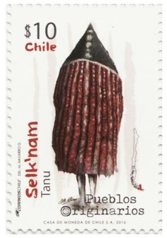 FUEGUINOS, ONAS, TEHUELCHES, ALACALUFES, YAGANES, COSTUMBRES NACIONALES ,POSTALES CHILENAS CHILEAN POSTCARDS People Of The World, Stamp Collecting, Postage Stamps, Tattos, Patagonia, Ethnic, Italy, Deco, Logos
