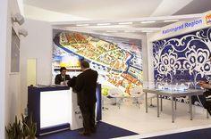 Stand Kaliningrad Region on MIPIM 2014 Сannes #gcgranat #exhibitionservices #MIPIM2014 #Cannes