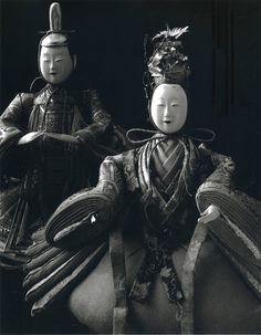 Japanese vintage Hina dolls: photo by  Linda Butler from Rural Japan
