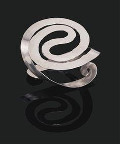 Bracelet by Alexander Calder, 1945