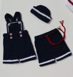 SALE 2.00 thru July 4th  Crochet Shortalls by PatternsByKrissy